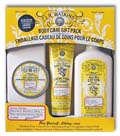 J.R. Watkins Lemon-Cream Body Care Set